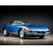 1973 Ferrari DAYTONA Blue Chiaro  &163549990 Swindon