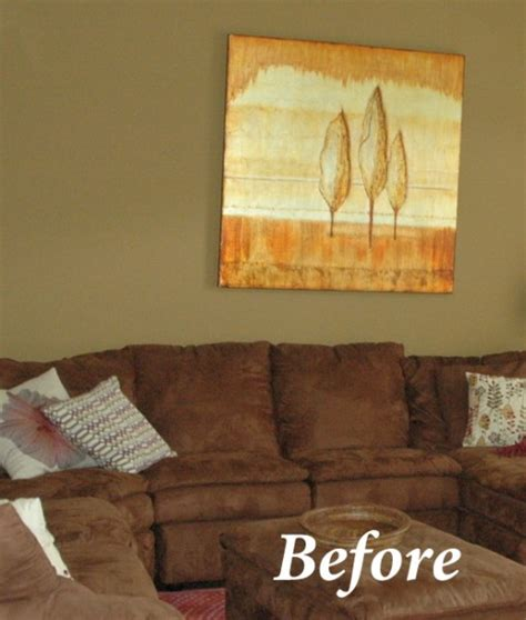 a better paint color behind a dark brown sofa try elephant gray the decorologist
