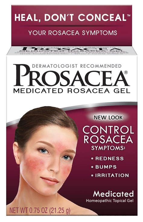 Amazon.com: Prosacea Rosacea Treatment Gel, 0.75 Ounce