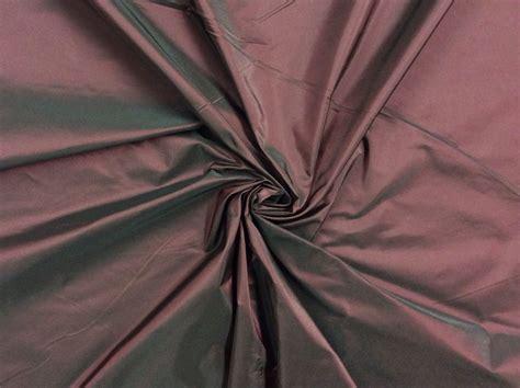 Wb Black Plum Faux Silk Taffeta Wide Beautiful Faux