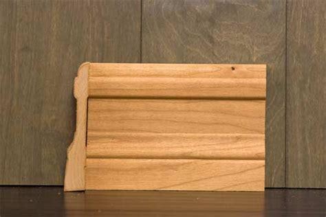 colonial baseboard hardwood mouldings