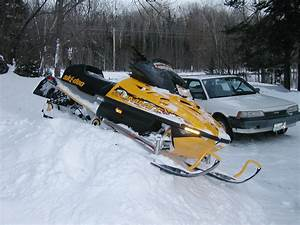 2009 Ski Doo Summit 800 Horsepower Cadillac