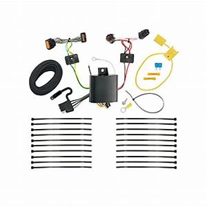 Trailer Wiring Harness Kit For 17