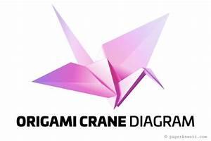 Learn How To Make A Pretty Origami Crane