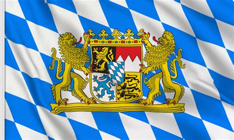 Bandera Bavaria-ensign