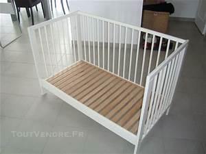Lit Bébé Ikea : lit bebe ikea gulliver ~ Teatrodelosmanantiales.com Idées de Décoration