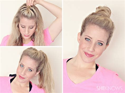 how to fix your bangs after a bad haircut hairstyle tutorials for hair 3798