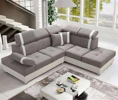 restaurer un canapé d angle comment faire de votre canapé d angle le point focal de