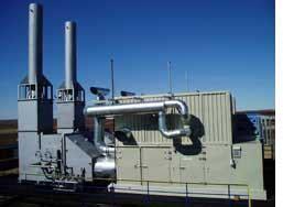 Газотурбинные установки с утилизацией тепловой энергии. Принцип работы гту