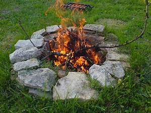 How, To, Build, A, Diy, Fire, Pit, In, One, Day, By, Angie, Bersin, April, 4, 2019, U2013, Home, Detective, Mn