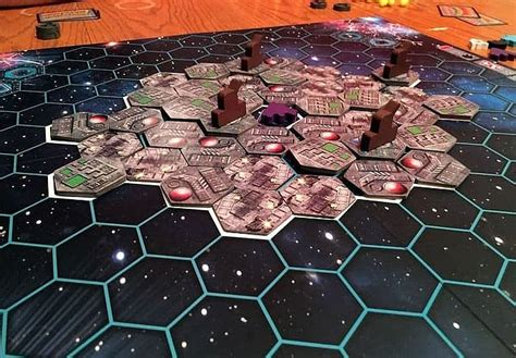 survive space attack board game rp