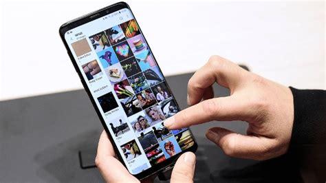 samsung galaxy s9 bilder samsung galaxy s9 smartphones verschicken heimlich bilder per messenger
