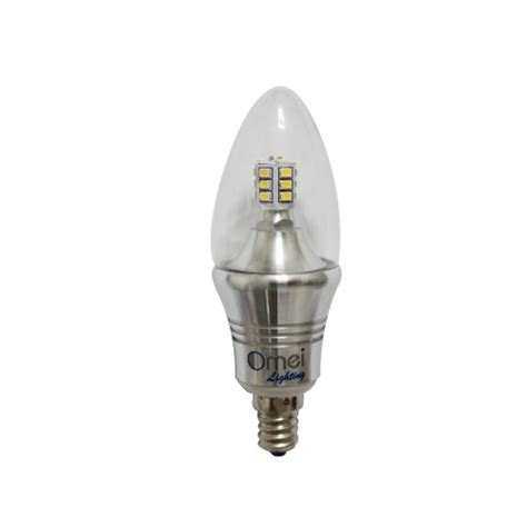 e12 led light bulbs dimmable 6 pack warm daylight cold