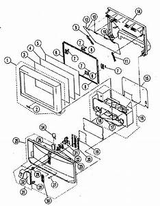 Sony Projection Tv Parts