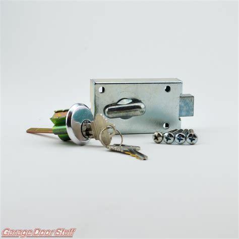 how to change a garage door lock garage door lock