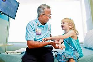 Pediatric cancer care at Dayton Children's Hospital