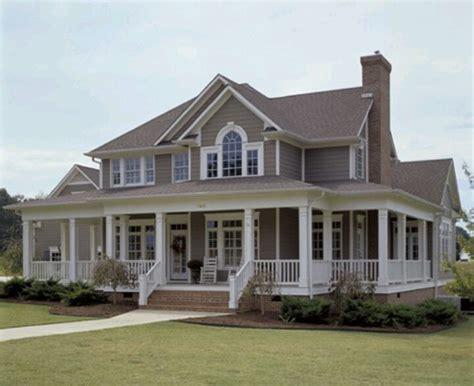 country homes with wrap around porches wrap around porch dream homes pinterest