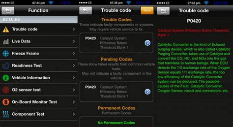 obd2 app android iobd2 bluetooth iphone obd2