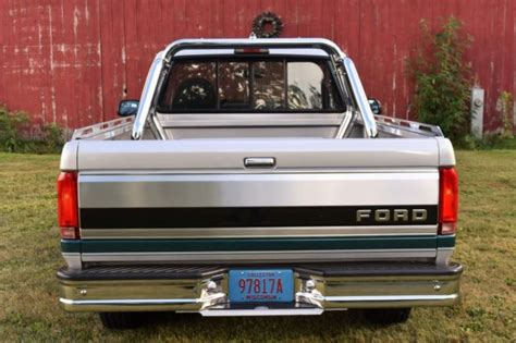 1996 Ford F 150 Specifications by 1996 Ford F150 Xlt 4x4 Box 302 V8 31k Survivor