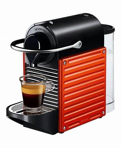Nespresso Pixie C60 Electric Machine Coffee Capsules