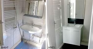 Rénovation Salle De Bain : r novation de salle de bain sur le mans et la sarthe ~ Premium-room.com Idées de Décoration