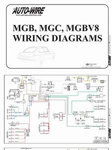 1977 Mgb Wiring Diagram