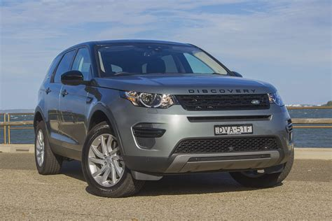 Modifikasi Land Rover Discovery Sport by Land Rover Discovery Sport 2018 Review Carsguide