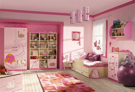 15 Stylish Pink Girl's Bedroom Interior Design Ideas