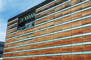 Fassade Mit Holz Verkleiden : fassadenverkleidung holz m glichkeiten der holzverkleidung ~ Lizthompson.info Haus und Dekorationen