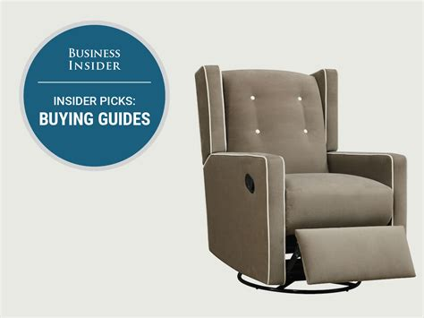 The Best Gliders And Rocking Chairs You Can Buy On Amazon