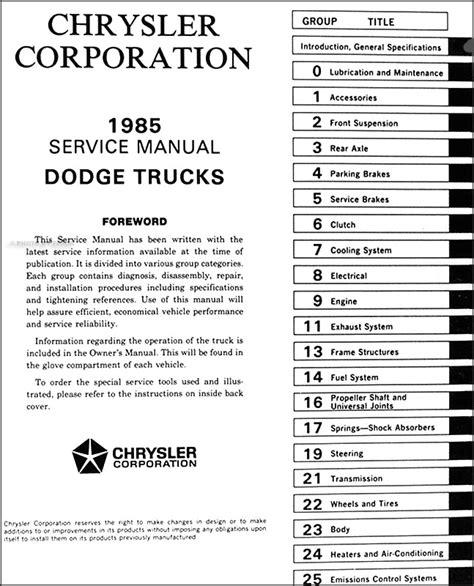 Dodge Wiring Diagram Circuit Maker