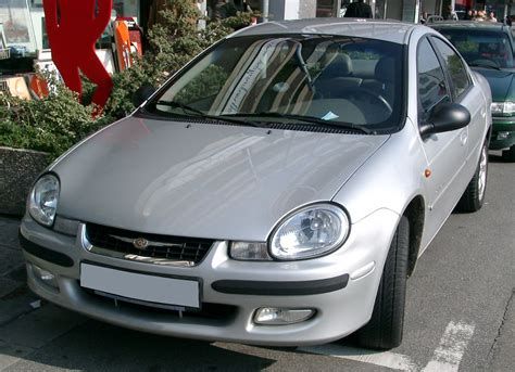 Chrysler Neon by Chrysler Neon Review And Photos