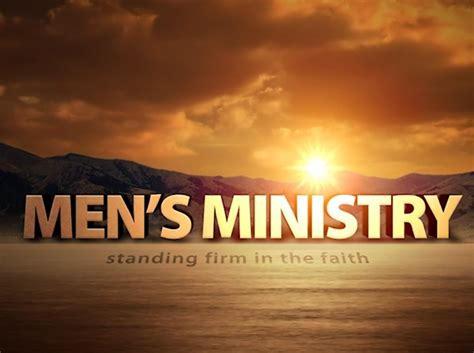 mens ministry sunnybrook church