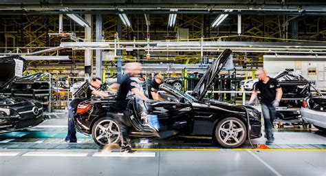mercedes factory mercedes favouring poland instead of russia for new car