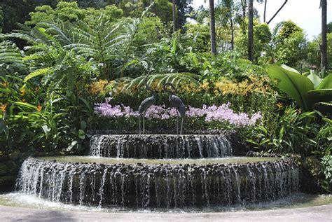 garden fountains and waterfalls waterfalls backyard garden home 20 interiorish