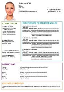 Modèle Cv Gratuit à Télécharger by Resume Format Modele Cv Gratuit Imprimer