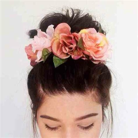 Hair Accessory Hipster Wedding Flower Crown Accessories