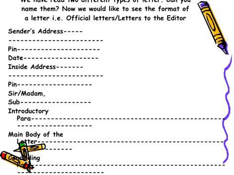 format  notice writing   cbse