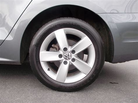 2011 Vw Jetta 12 Wheels