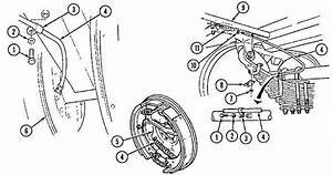 Parking Brake Cable Replacement