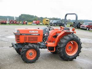 Kubota L4300dt Tractor Master Parts Manual Download