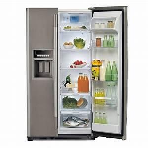 Refregirateur Pas Cher : refrigerateur americain noir pas cher 2017 avec solde ~ Premium-room.com Idées de Décoration