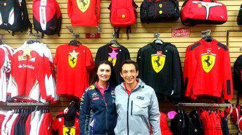 Ferrari merchandise & formula 1 gear. F1 Boutique Canada, Montréal, QC - Cylex® profile
