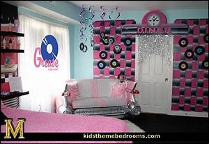 Decorating theme bedrooms maries manor 50s bedroom for 50s inspired bedroom