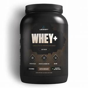Legion Whey Protein Review