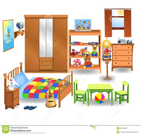bedroom cupboards clip art cliparts