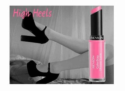 Lipstick Pink Names Fun Heels