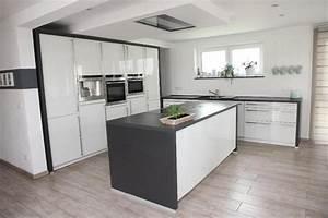 Küchen Mit Glasfront : was ist der unterschied zwischen k chenzeile und einbauk che ~ Watch28wear.com Haus und Dekorationen