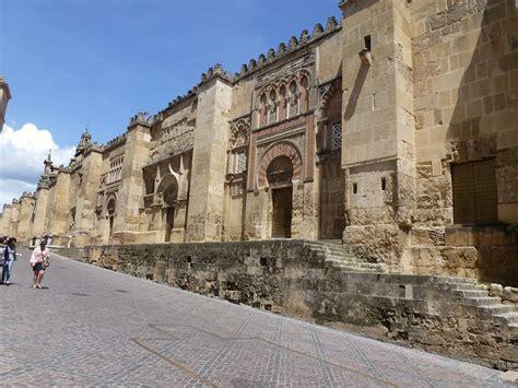 the great mosque of cordoba la mezquita