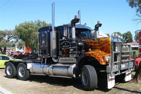 kenworth w900 australia kenworth w900 eureka towing and haulage gary edgley